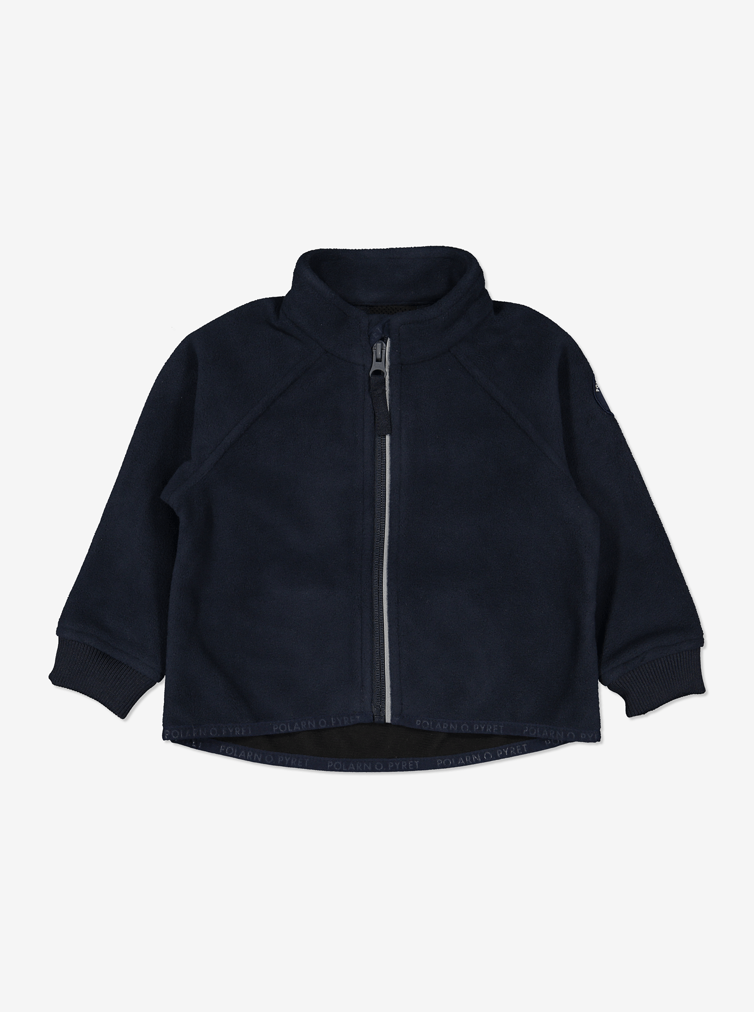 Baby Windproof Fleece Jacket---Navy---Unisex---6-12m