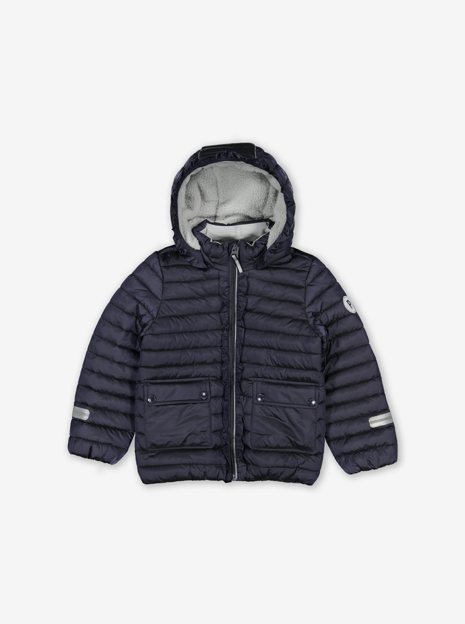 Kids Water Resistant Winter Puffer Jacket