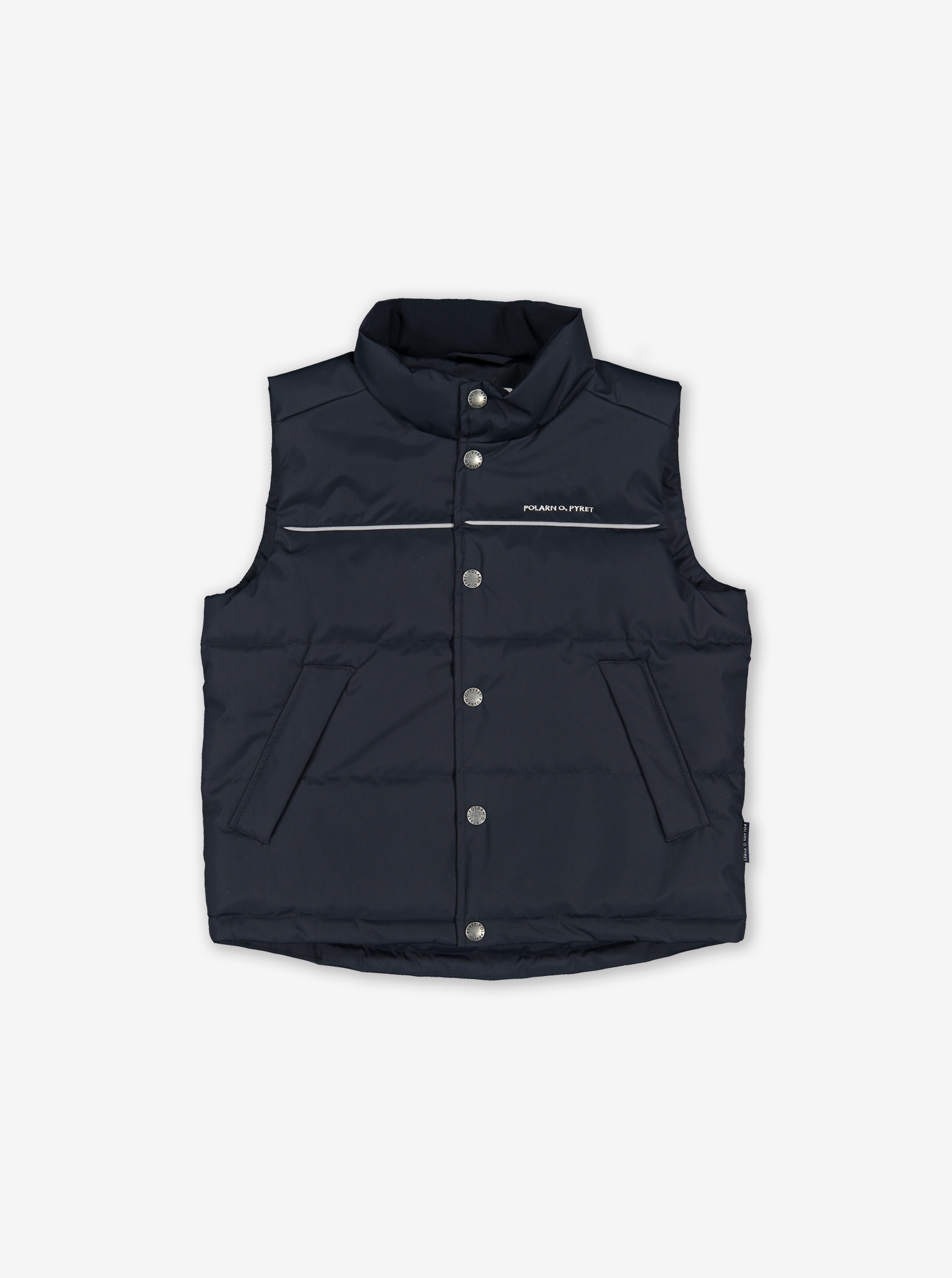 Waterproof Padded Kids Gilet