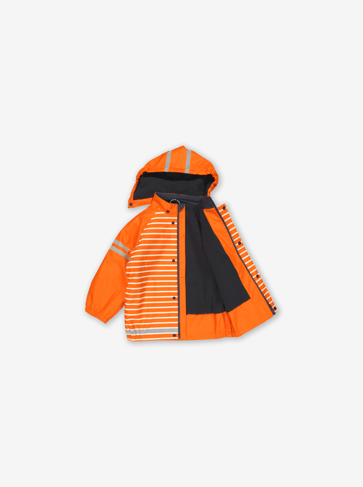Rain Jacket Solid Preschool