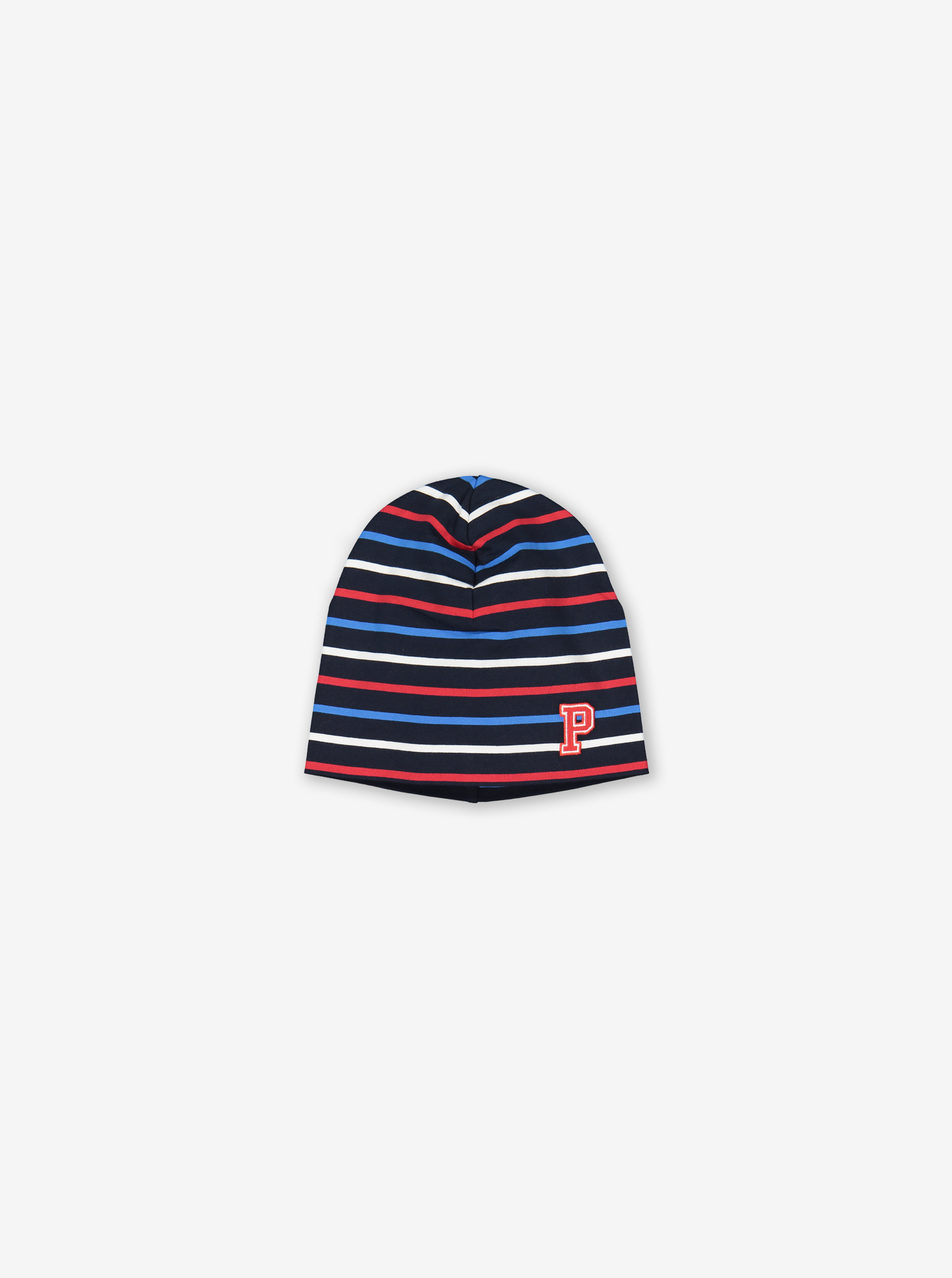 Striped Kids Beanie Hat