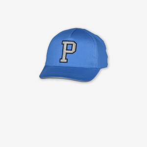 Reflective P Kids Baseball Cap