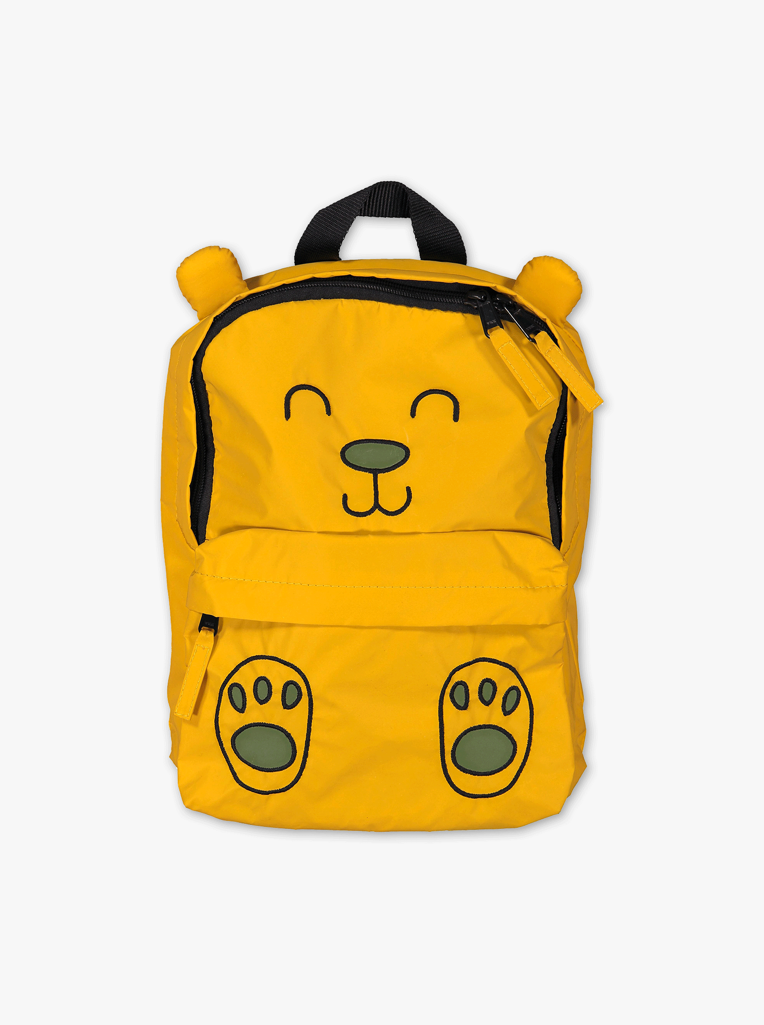 Kids 360° Reflective Backpack---Yellow---Unisex---One Size