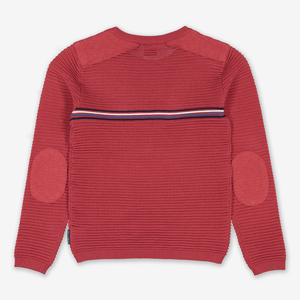 Kids Rib Knit Jumper