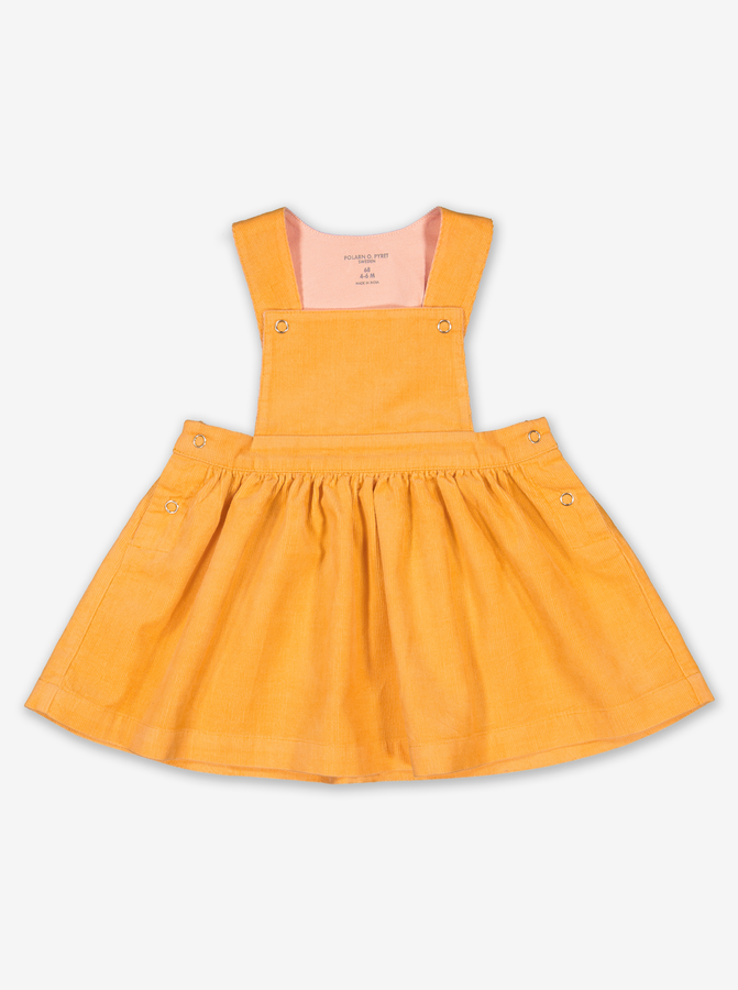 Pinafore Baby Dress