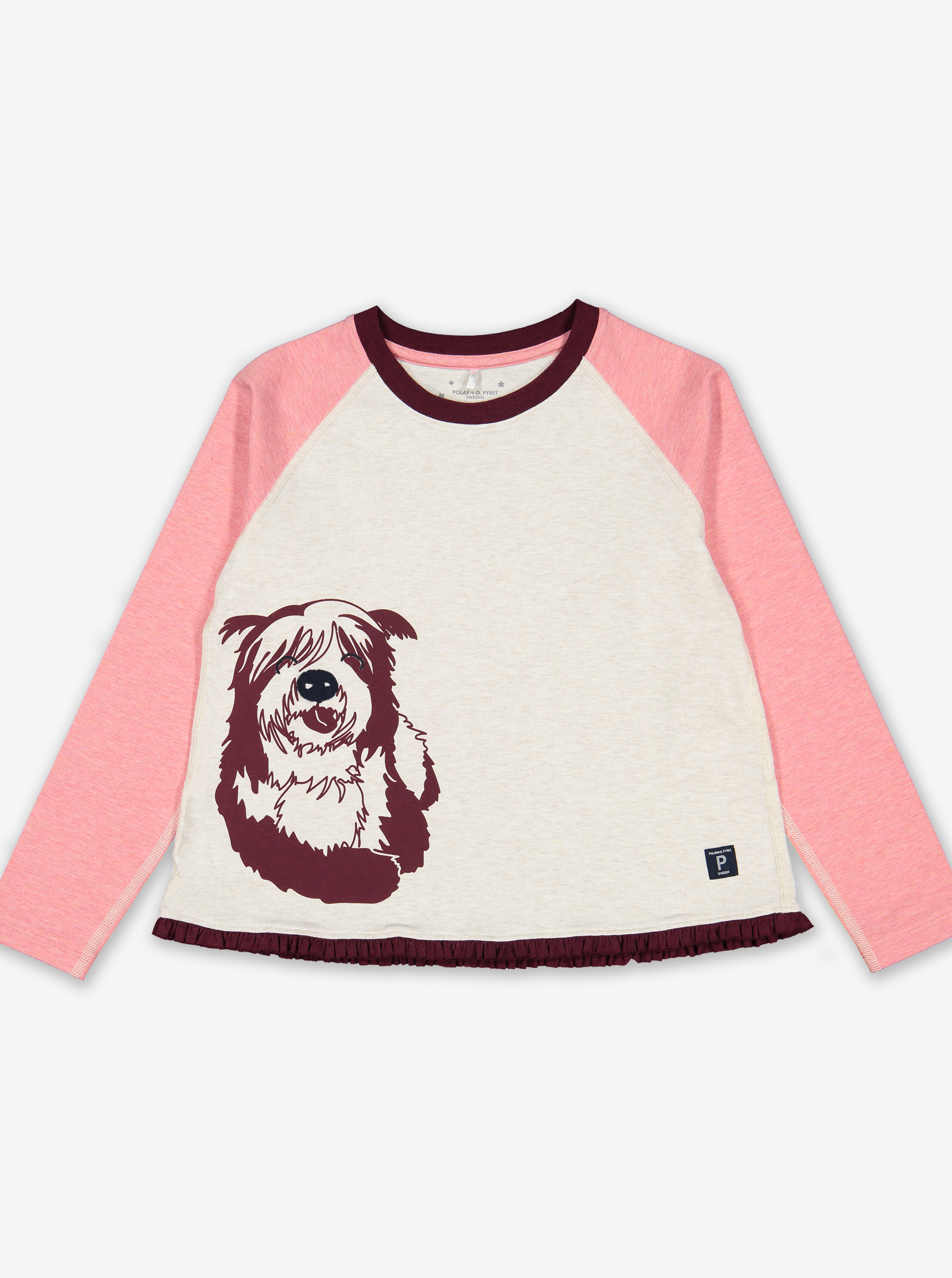 Dog Print Kids Pyjamas