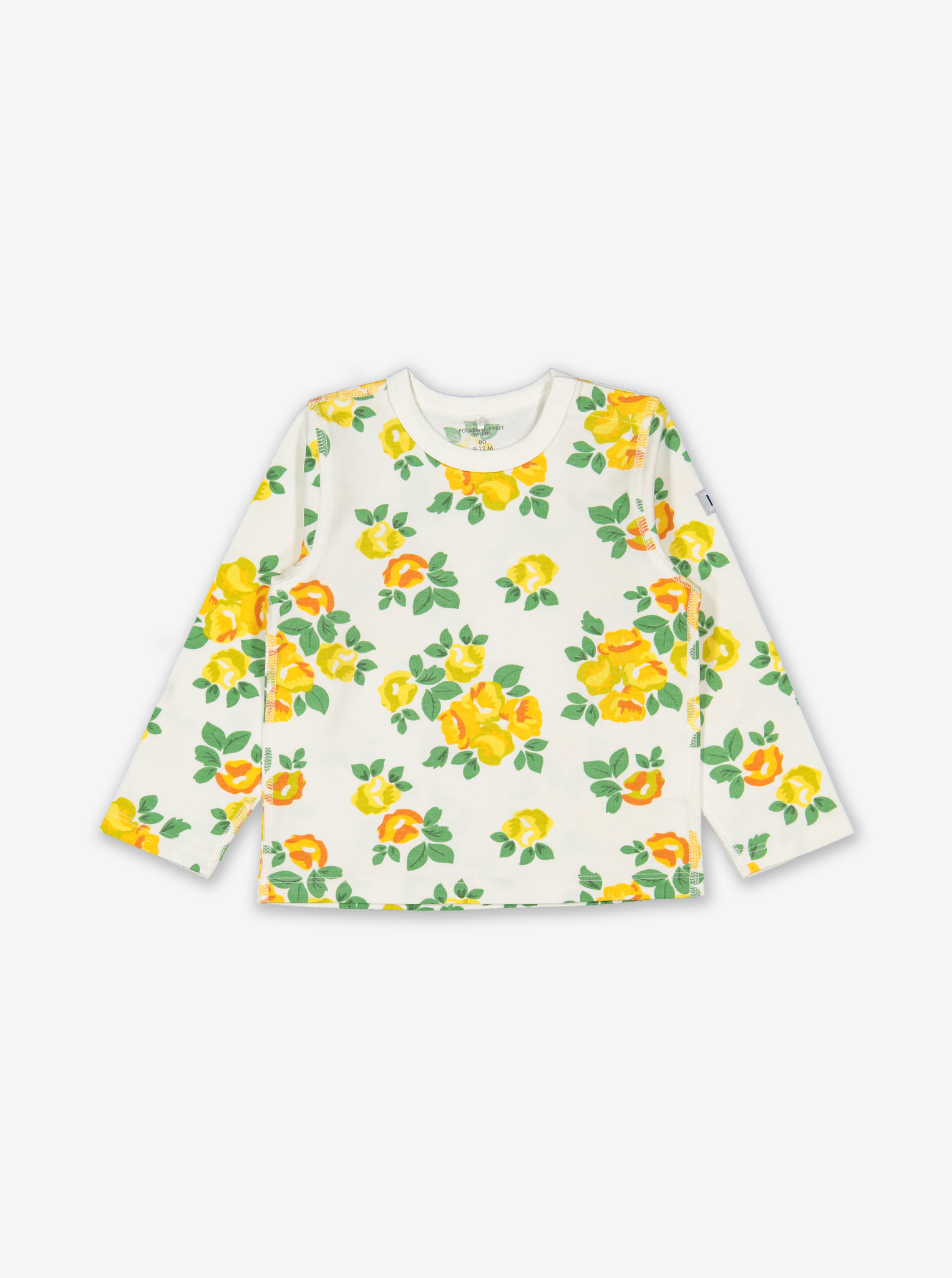 Floral Baby Top