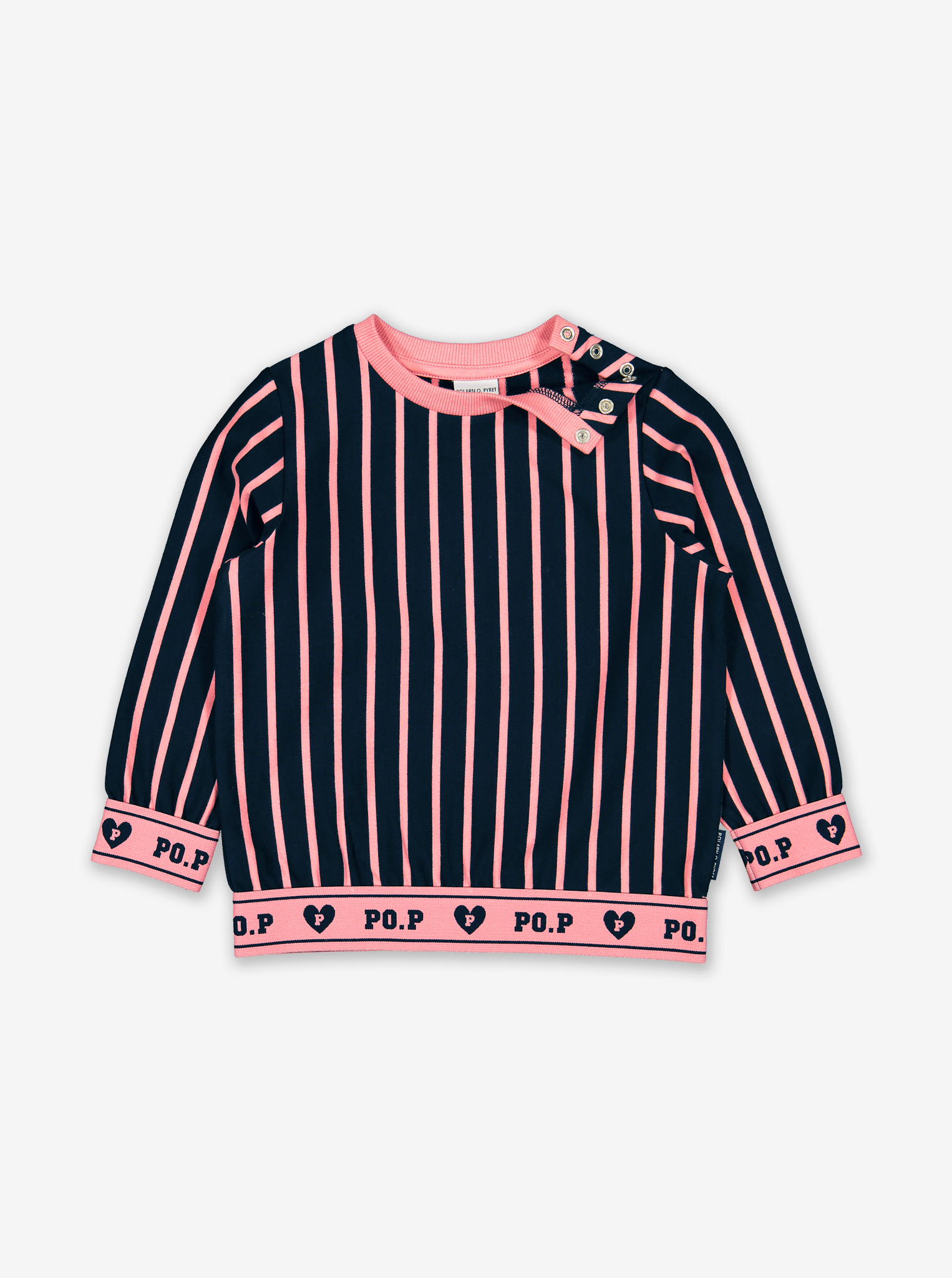 Striped Kids Sweatshirt