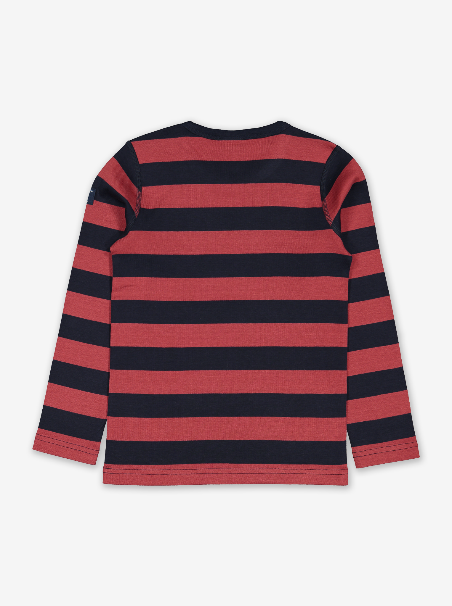 Block Stripe Kids Top