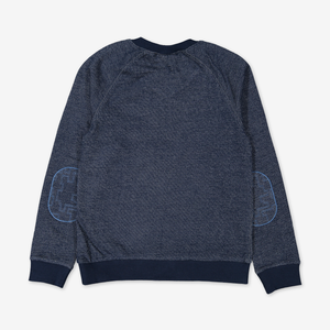 P Embroidered Kids Sweatshirt
