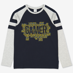 Gamer Print Kids Top