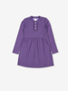 Cotton Lined Merino Kids Dress
