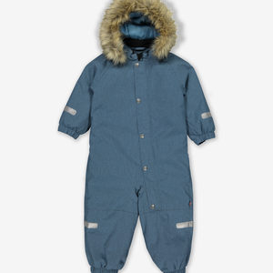 Baby Waterproof Padded Winter Overall