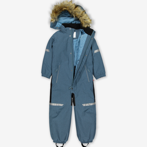 Kids Waterproof Padded Winter Overall