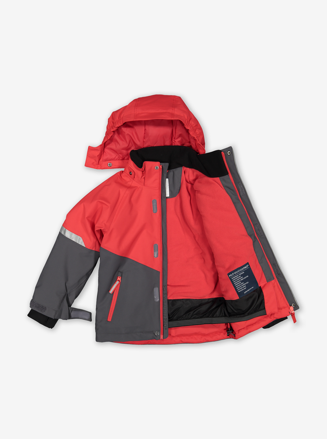Kids Padded Winter Coat