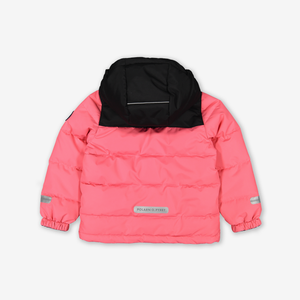Kids Waterproof Winter Puffer Jacket