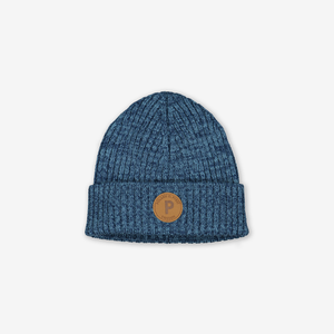 Rib Knit Kids Hat