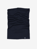Merino Neck Warmer---Navy---Unisex---One Size