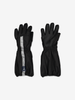 Kids Padded Winter Gloves Black Unisex 2-12y