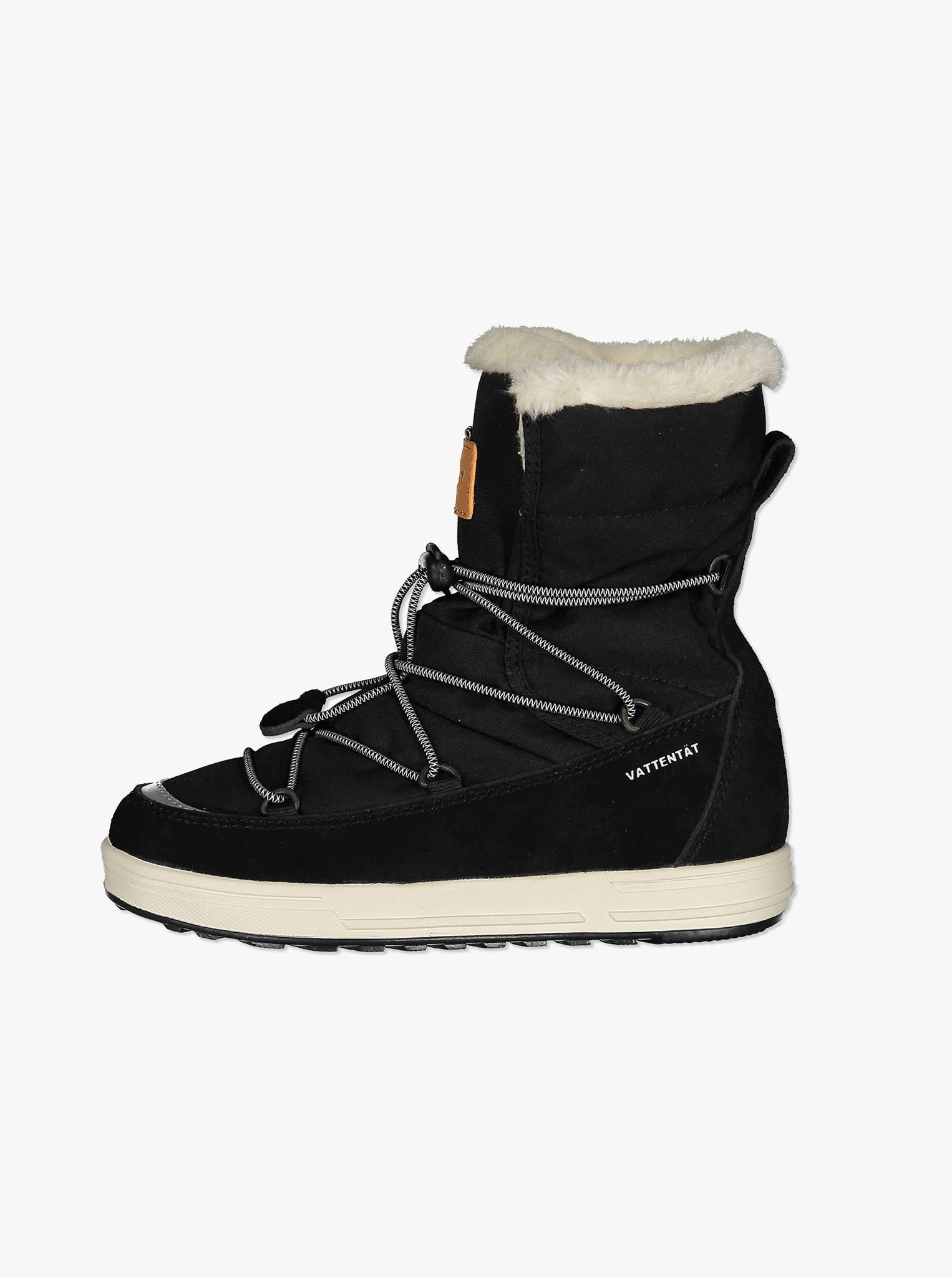 Kavat Vallen Wp Snow Boots---Black---Unisex---UK9 -UK2