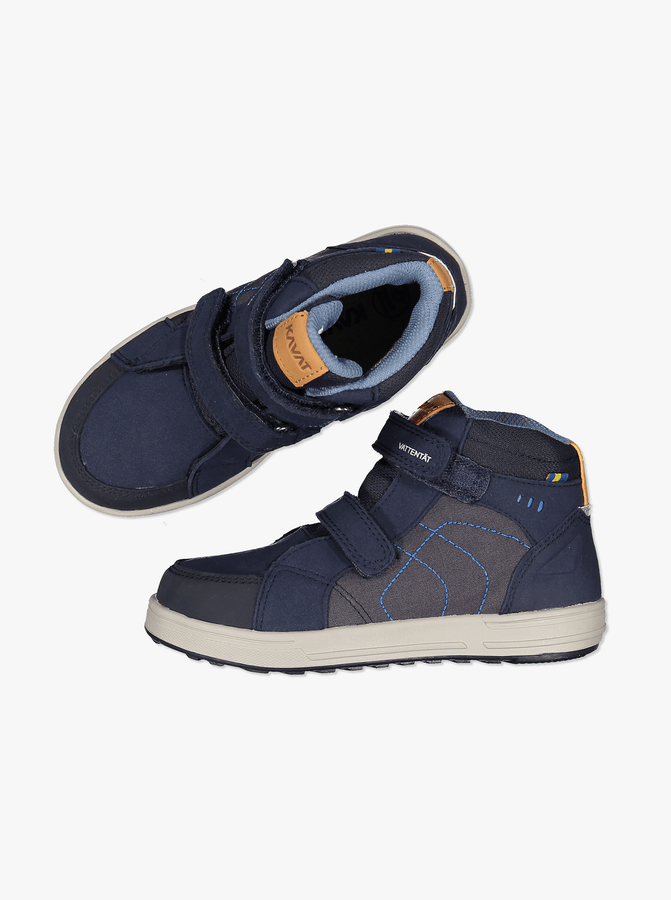 Kavat Landby Waterproof Trainers---Navy---Unisex---UK7 -UK11.5