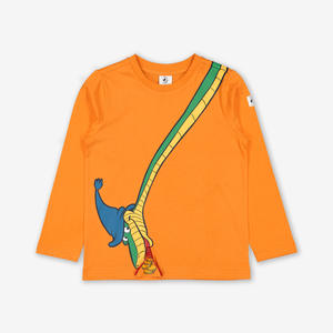Robin Hood Kids Top Orange