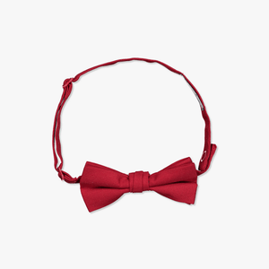 Kids Bow Tie Red