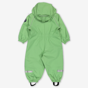 Waterproof Shell Baby Overall-Unisex-Green-6m-2y