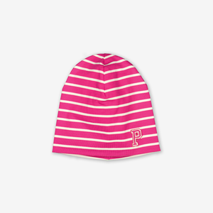 Kids Beanie Hat-Girl-Purple-9m-12y