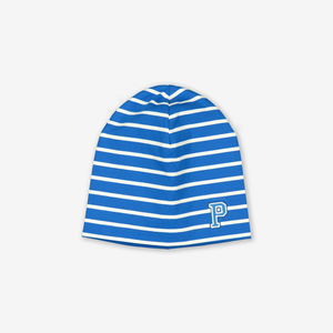 Kids Beanie Hat-Boy-Blue-9m-12y