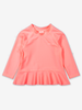 UPF 50 Kids Rash Vest-Girl-6m-8y-Pink