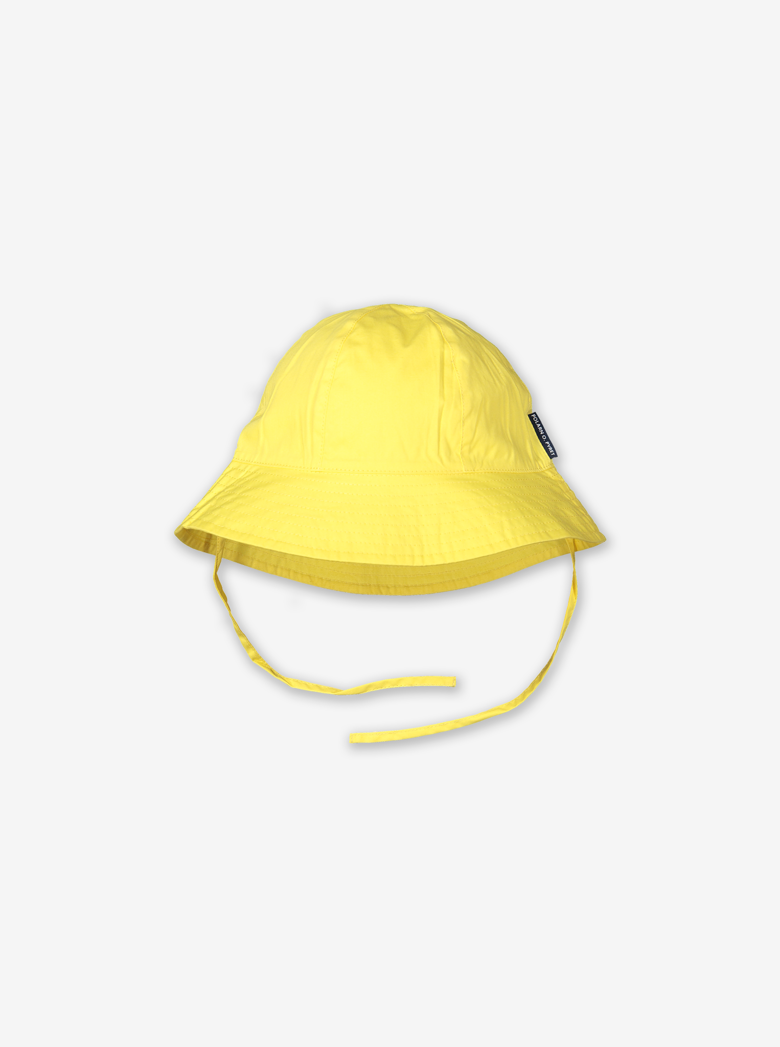 UV Kids Sun Hat-Unisex-1m-6y-Yellow