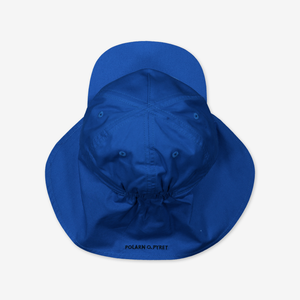 Sun cap with UV protection-Unisex-9m-9y-Blue