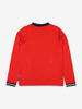 Slogan Kids Top-Boy-6-12y-Red