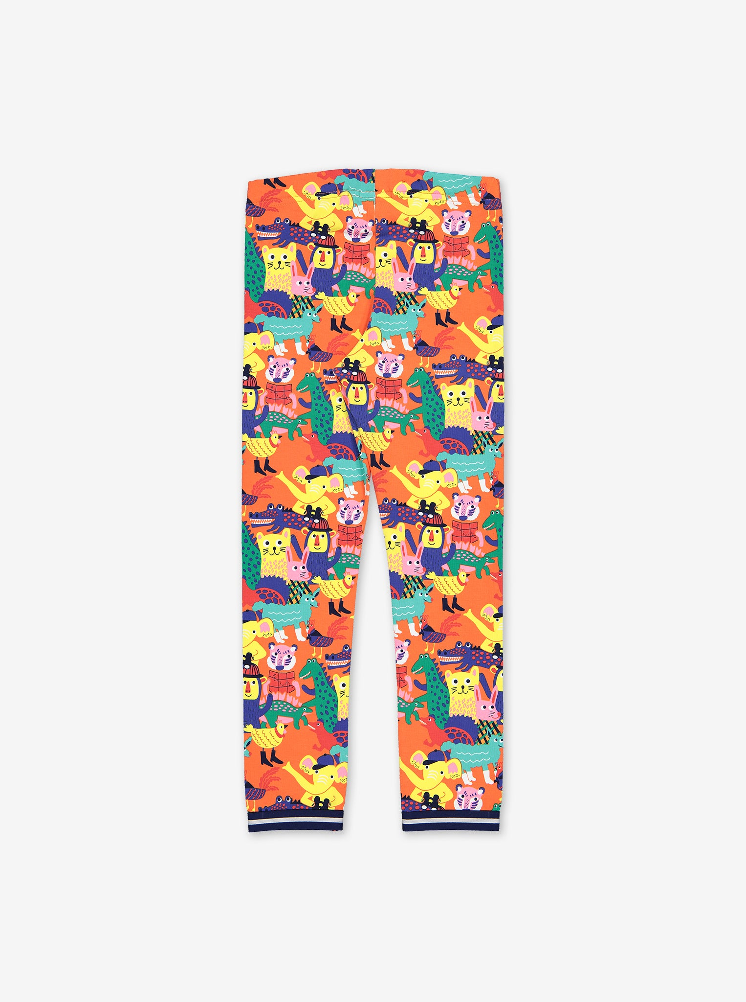 Animal Print Kids Leggings