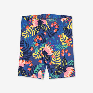 Tropical Jersey Kids Cycle Short