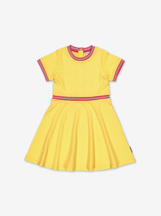 Tennis Style Kids Dress