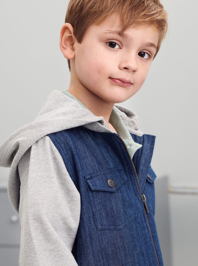 Denim Kids Jacket