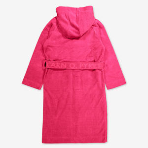 Kids Terry Bathrobe-Girl-6m-12y-Purple