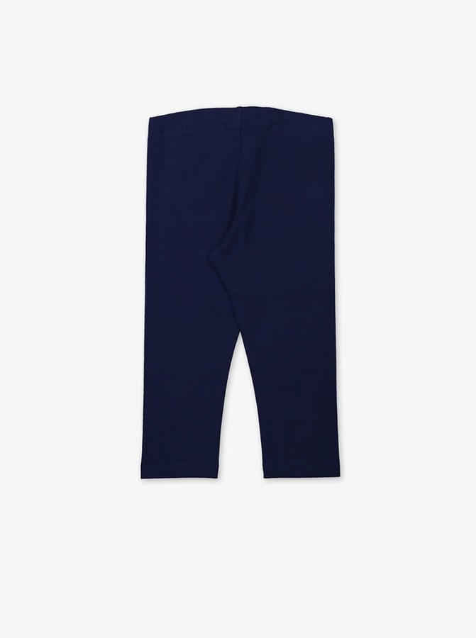 Organic Capri Kids Leggings