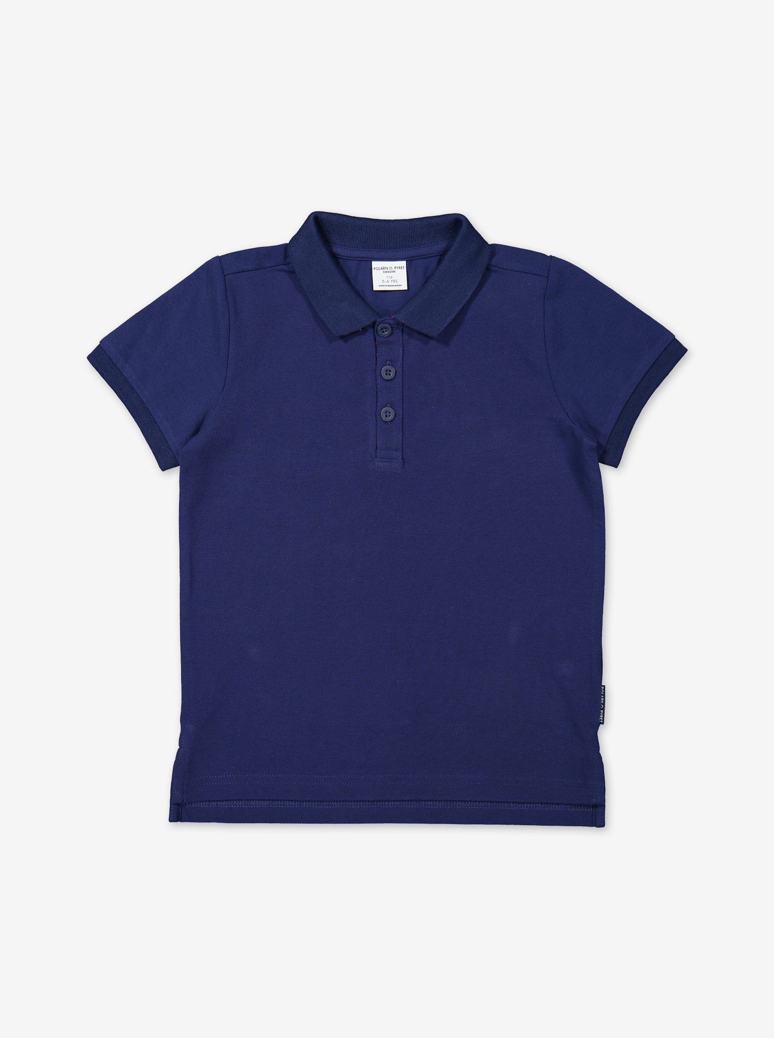 Polo shirt-Boy-1-12y-Blue