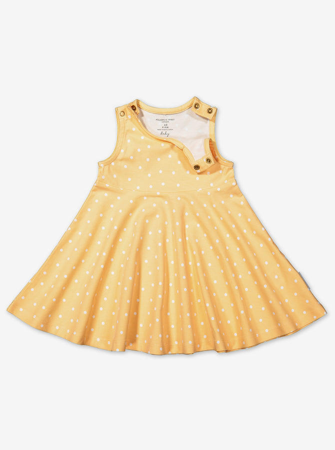 Polka Dot Baby Dress
