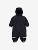 Waterproof Shell Fleece Lined Baby Overall-6m-2y-Navy-Boy