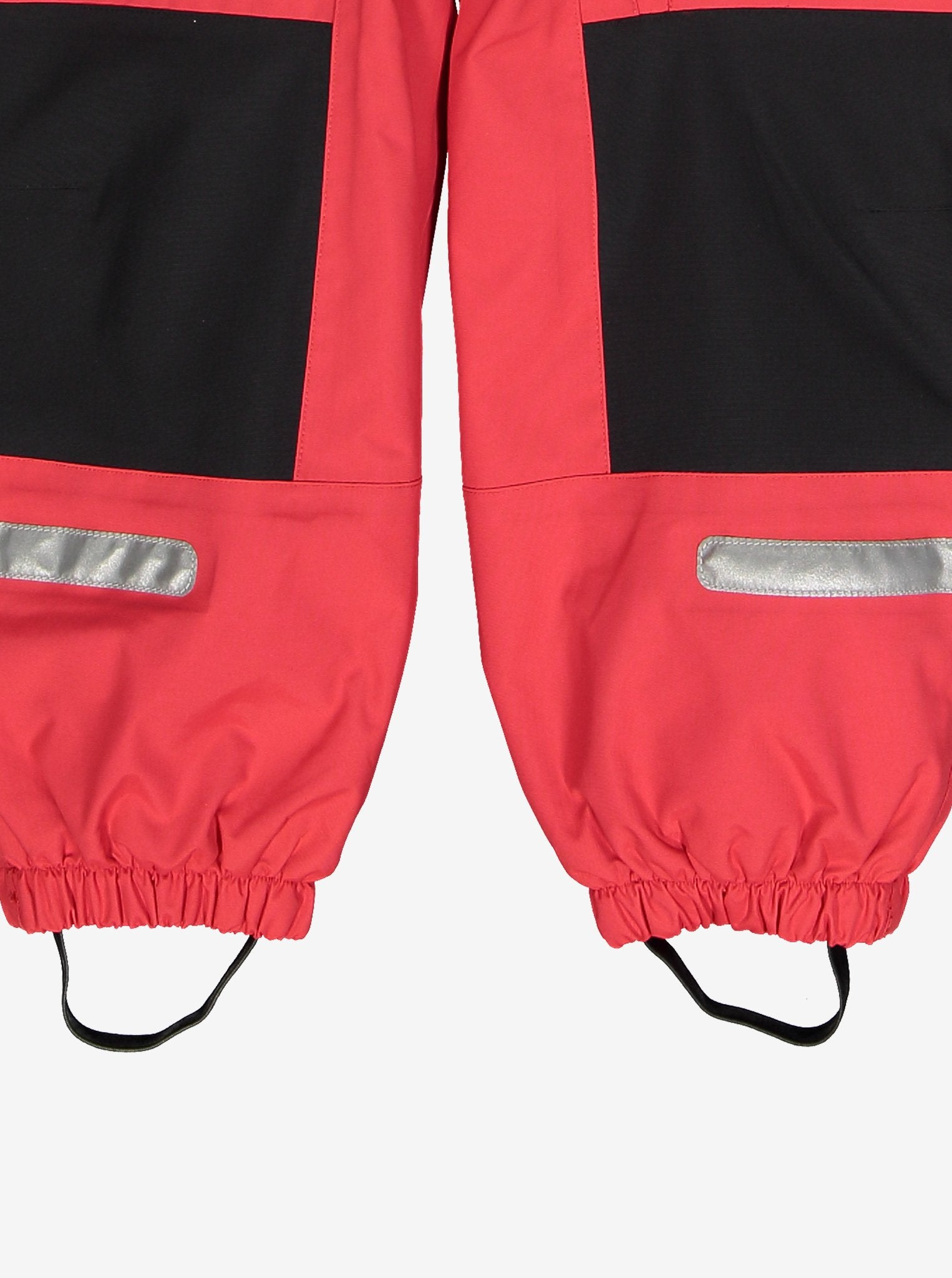 Kids Red Waterproof Overall