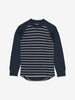 Thermal Merino Kids Top-6m-12y-Navy-Boy