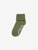 Two Pack Antislip Kids Socks-Unisex-4m-6y-Green