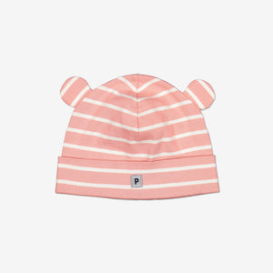 Striped Baby Beanie Hat