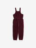 Corduroy Kids Jumpsuit-Girl-1-6y-Purple