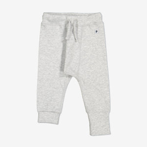 Soft Baby Trousers-Unisex-0-1y-Grey