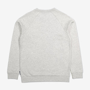 Grey Kids Sweatshirt-Unisex-6-12y-Grey